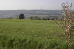 Blick vom Hasenhof über das Aichtal